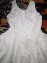 Vestido  de festa social infantil