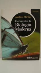 Livro: Fundamentos da Biologia moderna / V. Único / José M. Amabis / Gilberto R. Martho