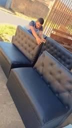 Vendo sofá e reformo