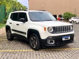 Título do anúncio: Jeep Renegade 2018 flex manual