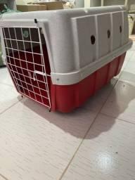 Caixa para transporte de animal