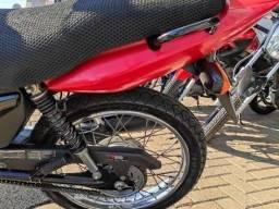 Título do anúncio: Periciado Honda 125 cg vermelho 2012/2013
