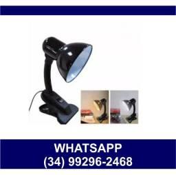 Título do anúncio: Luminária Presilha c/ Bocal p/ Lâmpada Bivolt
