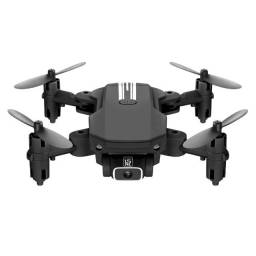 Título do anúncio: Mini Drone LSRC com Câmera Grande-angular WIFI