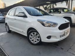 Ford ka SE 1.5 16/17 mec. branco flex