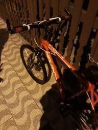 Bike hidráulica PRA SAIR HOJE!!!! LEIA!!!