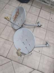2 Antenas com Lbs