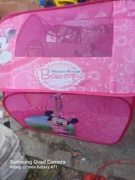Título do anúncio: Cabana Infantil Minnie