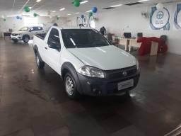 FIAT STRADA CS HARD WORKING 1.4 8V Branco 2019/2020