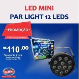 Led mini par light 12 leds