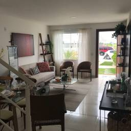 Casa Duplex Cond. Riveira Ville 3quartos - suíte - área gourmet - 02 vagas e lazer.