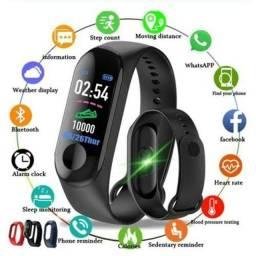 Smart brecelet Relógio Inteligente Bluetooth -<br><br>