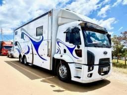 Título do anúncio: Caminhão Cargo 2431 Motorcasa para 6 Pessoas
