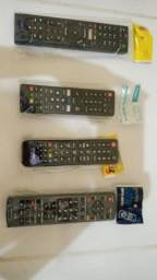 Vendemos controles de Tv e Ar condicionado
