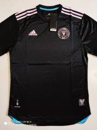 Camisa Inter Miami FC Away Player Adidas 21/22 - Tamanho: G