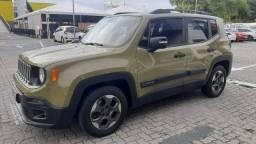Jeep Renegade Sport 1.8 automático, 2º dono, novíssimo, vist 21