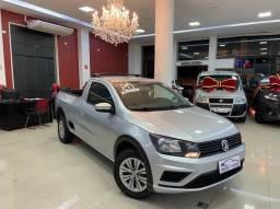 Volkswagen novo saveiro 2019/2020 cs 1.6 flex completo