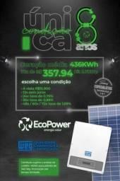 Energia Solar Ecopower. Produtos WEG