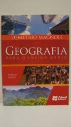 Livro: Geografia para o ensino médio / Volume Único / Demétrio Magnoli