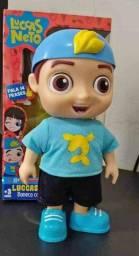 Boneco articulado Lucass Netto