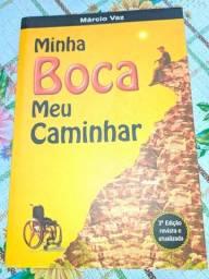Livro Minha Boca meu Caminhar