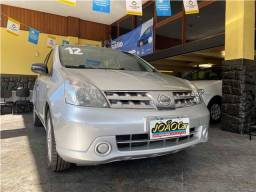 Nissan Livina 2012 1.6 s 16v flex 4p manual