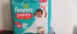 Título do anúncio: Fralda Pampers Pants Xxg