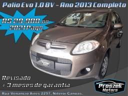 Fiat Palio ATTRACTIVE 1.0 EVO Fire Flex 8v 5p 2013 Flex