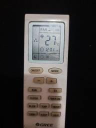 Controle Ar condicionado Split GREE YB1FA