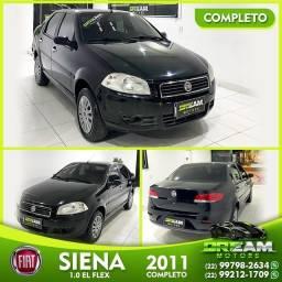 Fiat siena 2011 EL 1.0 completo