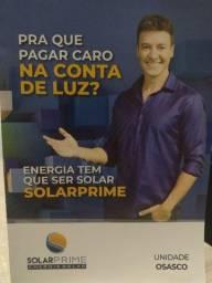 Título do anúncio: Energia solar.