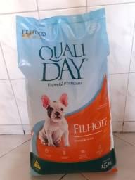 Título do anúncio: Ração Quali Day Filhote - Especial Premium 15kg