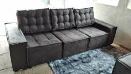 Vendemos sofás novos direto da fábrica