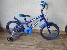 Título do anúncio: Bicicleta aro 16 Cairu Racer Kids