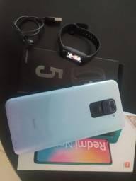 Redmi Note 9 + MI Band 5