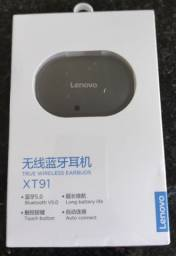 Fones Lenovo XT 91 TWS Earbuds