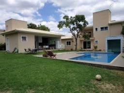 Título do anúncio: Casa com 5 dormitórios à venda, 400 m² por R$ 1.600.000,00 - Condomínio Sonho Verde - Lago