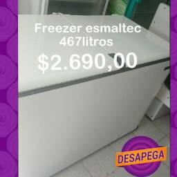 Título do anúncio: Freezer esmaltec