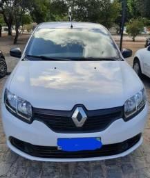 Título do anúncio: Vendo Renault logan 2019