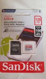 Cartão de memória  San Disk Ultra