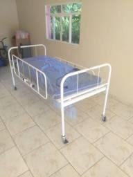 Cama Hospitalar Duas Manivelas