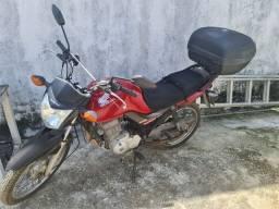 Moto honda CG fan 125