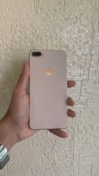 Título do anúncio: iPhone 8 Plus 64 GB de Vitrine Impecável