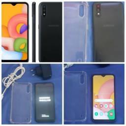 Samsung A01 32 gigas zero