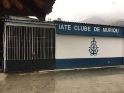 Garagem para lancha e/ou jet ski no Iate Clube de Muriqui