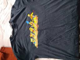 Camiseta Os Simpsons