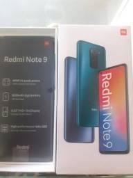 Xiaomi  note 9 128gigas