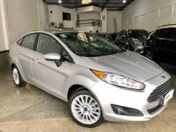 New Fiesta sedan Titanium 2017 automático