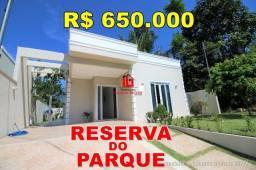 Título do anúncio:  Casa no Reserva do Parque com 03 Quartos 145m²