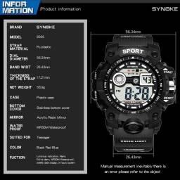 Vendo Relógios Synoke